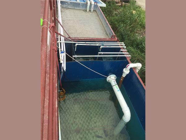 食品廢水處理工程