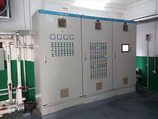 实验室污水处理工程