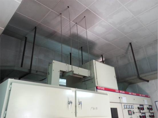 东莞核电物业某区变压器房降噪治理工程