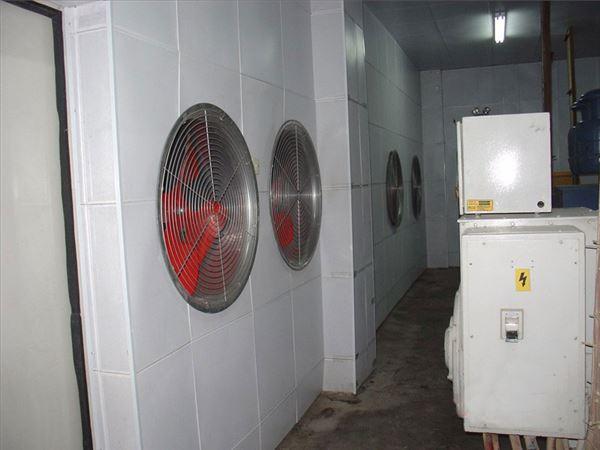 塑料制品公司发电机房噪音治理