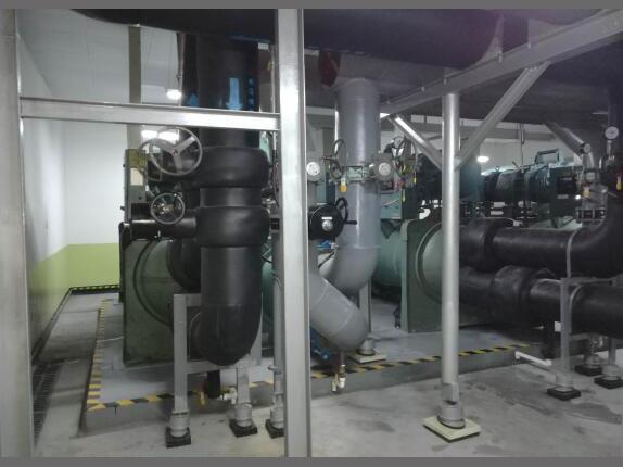 海岸城空调机房降噪治理工程