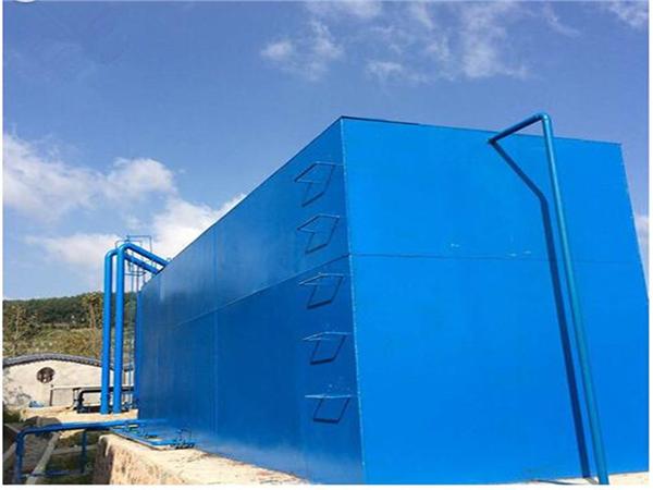 高速公路服务区生活污水处理一体化设备