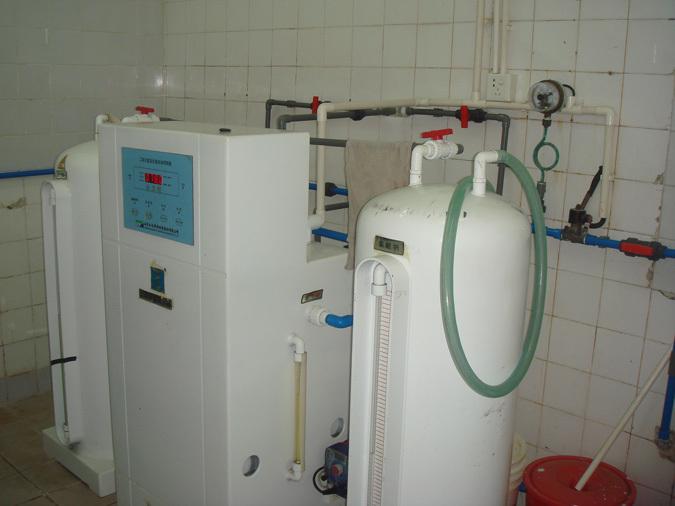 醫療污水處理工程