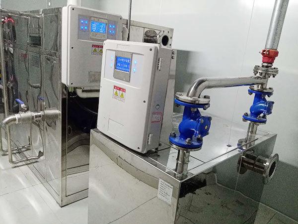 全自動油水分離器