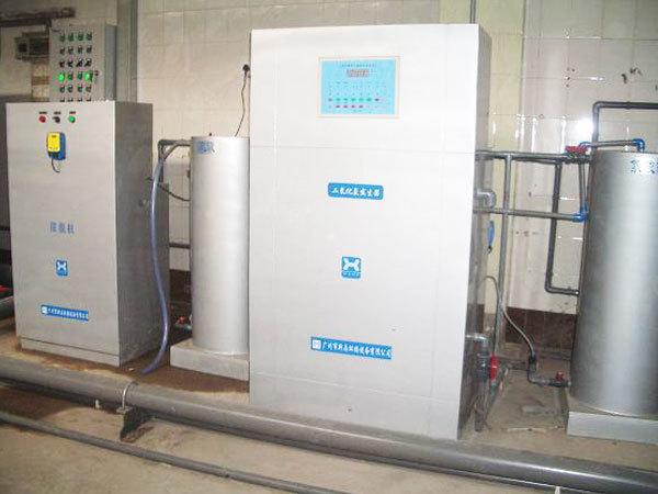 医院医疗污水消毒系统