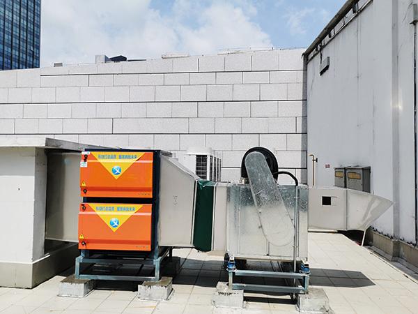 餐飲廚房油煙凈化器-東曦環保油煙凈化器廠家