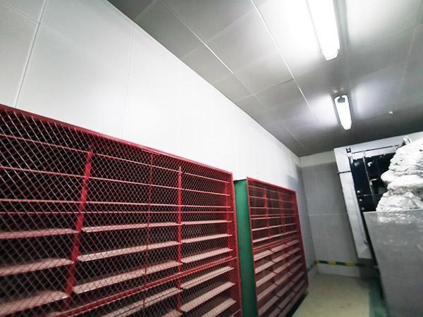 南山区办公大厦发电机房隔音降噪工程
