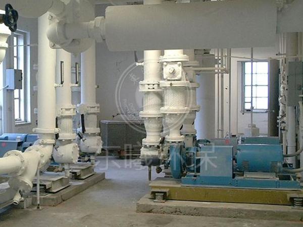 珠海某生活水泵房降噪治理