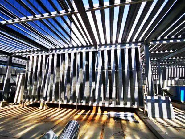 华润城项目万象天地商业及写字楼机电设备降噪工程