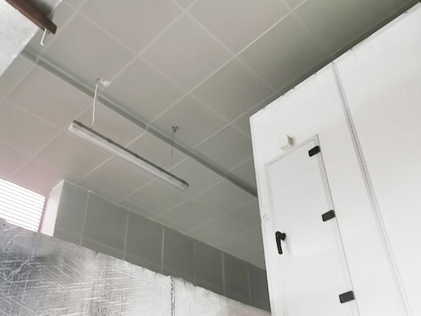 宝能中心空调机房降噪工程