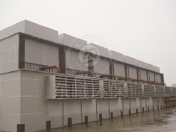 上海某小区冷却搭噪音治理